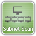 Subnet Scanner Tool
